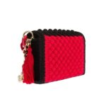 Ddora Harmony handbag black-red back